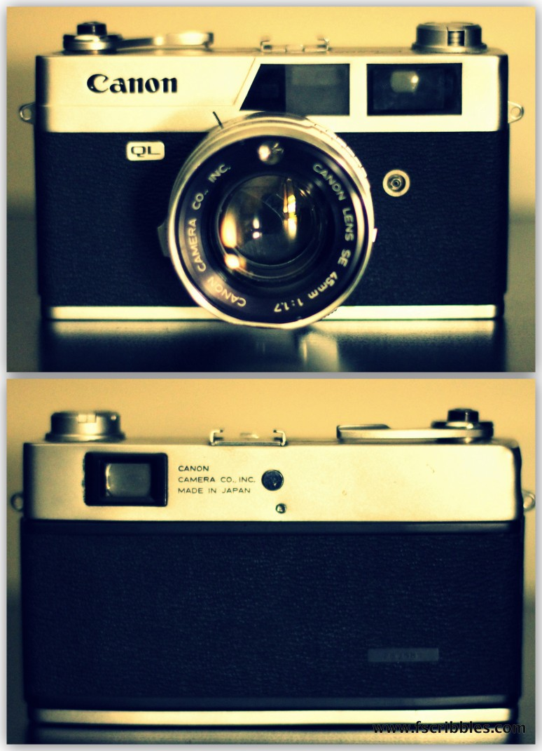 Canonet Fatmah Fscribbles