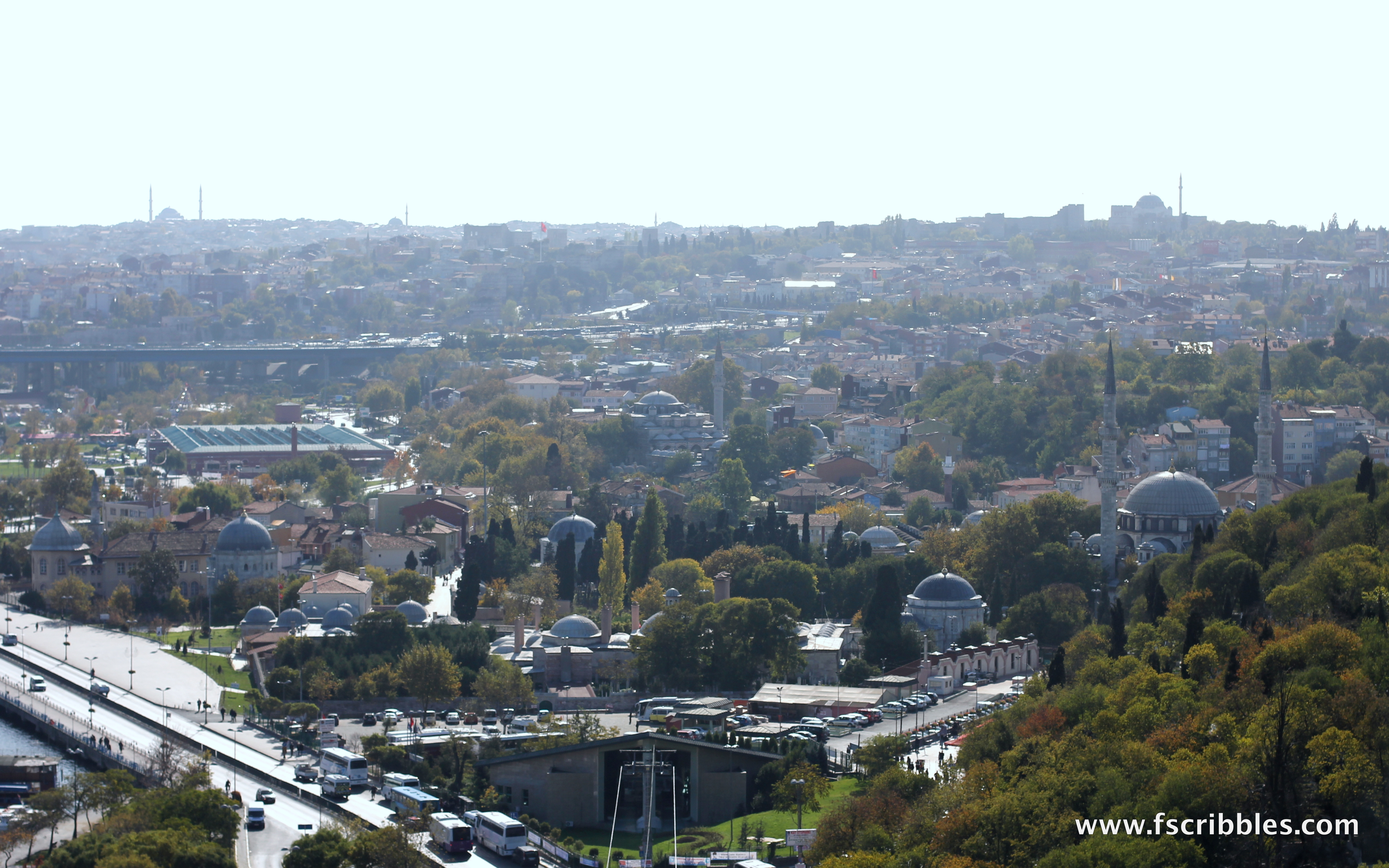 Istanbul, Eyup view