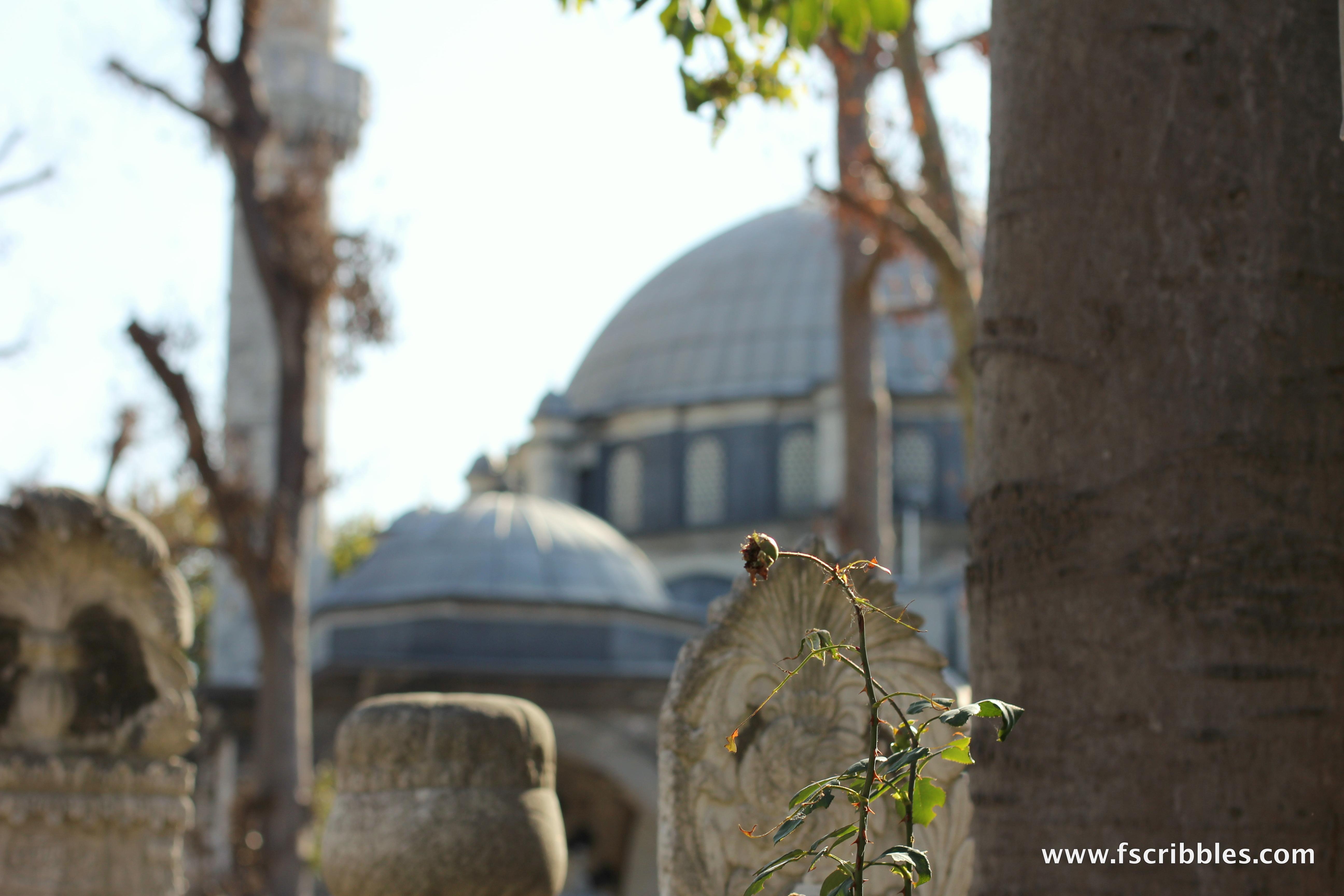 Eyup Mosque Istanbul
