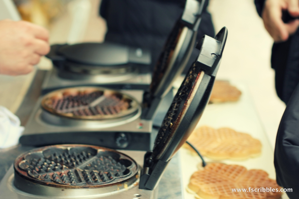 waffles Mio Amore Turkey