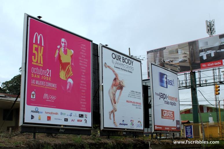 billboards McDonald's