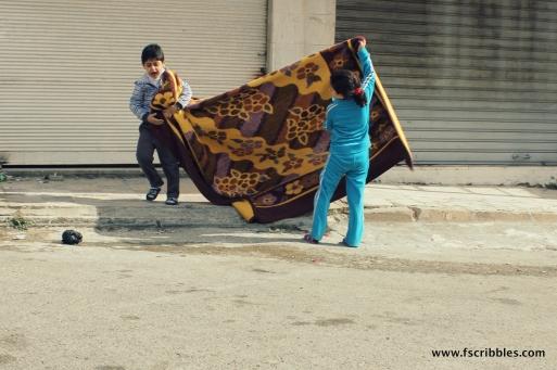 Amman Jordan children