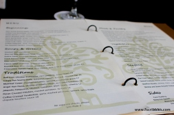 The Menu of All Menus