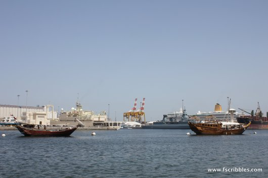 The largest sea port of the region