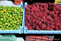 Rambutan galore!